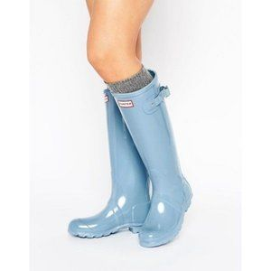 HUNTER Original Tall Rainboots (9)